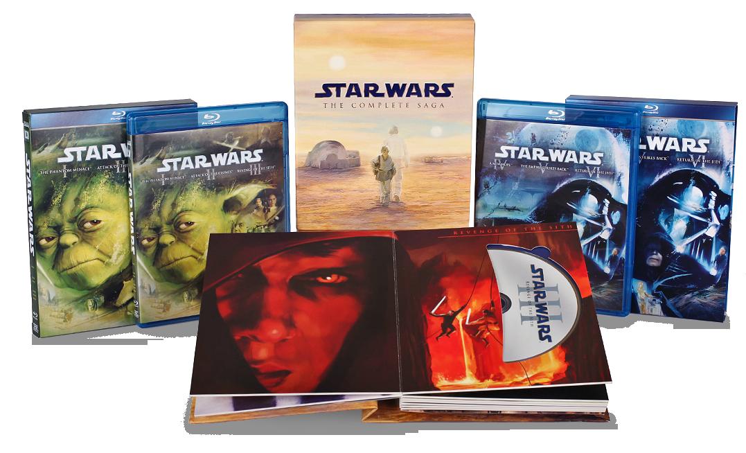 The Star Wars Saga